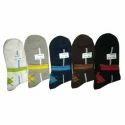 Cotton Stylish Ankle Sock, Size: Small, Medium, Large