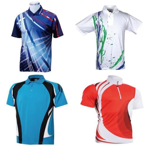 Polyster Boy Sublimation T Shirt