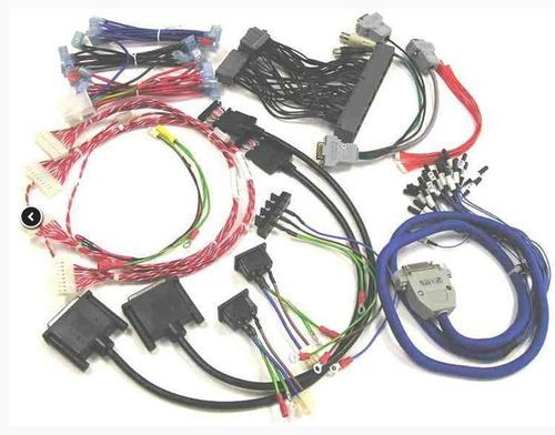 automation 500x500 wire harness automation cable assemblies manufacturer from nashik wire harness automation at virtualis.co