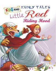 Kids Board Book Little Red Riding Hood