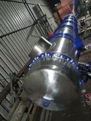 Stainless Steel Chemical Condenser