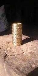 Golden Brass Ballcage Sleeve