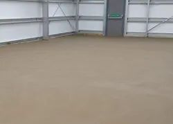 Liquid Epoxy Screed Material
