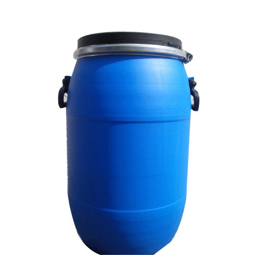 Blue Pe Plastic Water Barrels For Edible Storage Rs 160