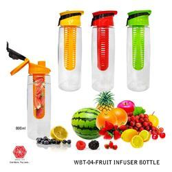 Fruit Infuser Water Bottle-WBT-04