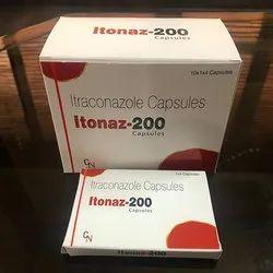 Itonaz 200 Capsules
