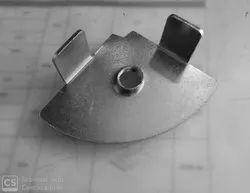Office Partition Aluminium Hardware