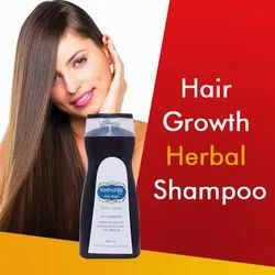 Herbal Hair Wash Shampoo - Smooth & Nourished Hair
