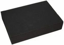 Spring Well Black Hard Foam Block, Thickness: 1-250 Mm