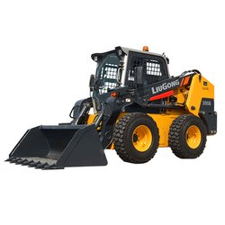395B Skid Steer Loaders