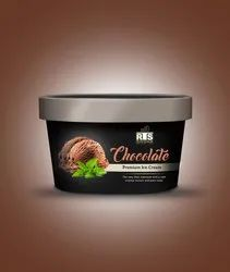 Chocolate Ice Cream, Packaging Size: 4 Litter, Packaging Type: Box