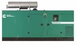 Generator on Hiring 5 - 125 kVA