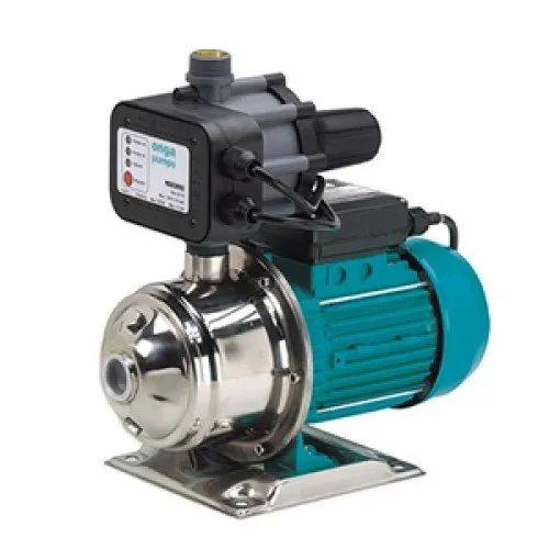 Electric 2 Hp Household Pressure Pump, 0.2 Kw