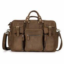 Traveller's Leather Bag