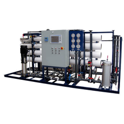 Commercial Reverse Osmosis System, For Industrial, RO Capacity: 2000-3000 (Liter/hour)