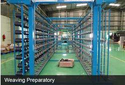 Weaving Preparatory Services