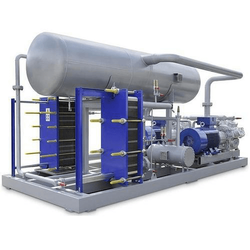 Ammonia Refrigeration Plant Machinery
