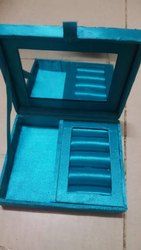 Embroidery Jewellery Box, Size/Dimension: 4x5
