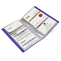 Dataking 120 Pocket Visiting Card Holder
