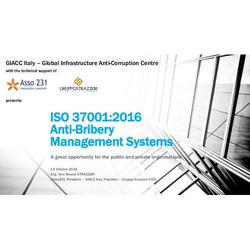 ISO 37001:2016 Certification Service