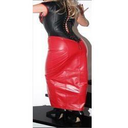 Design Leather Catsuit