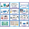 School Chemistry Lab Equipment