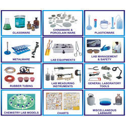 School Chemistry Lab Equipment