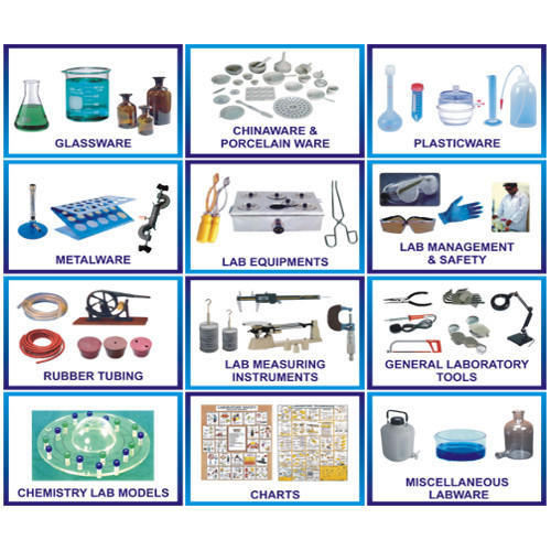 School Science Laboratory Equipment - School Physics Lab Instruments
