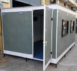 Fabricated FRP Porta Cabins