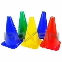 Roxan Plastic Marker Cone / PVC Marker Cone/ Vinyl Cone