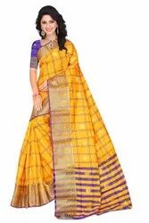 Digital Printed Tapasya Silk Sarees