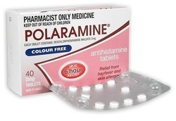 Polaramine Tablet