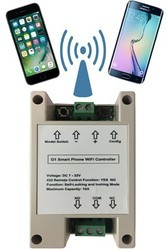Mobile App 1 Door Smart Access Controller