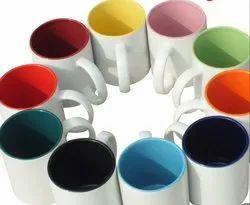 Ceramic Printed Coffee Mug, For Promotional, Packaging Type: Box