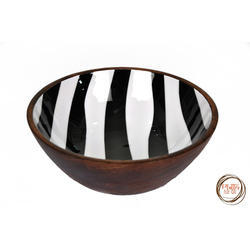 Wooden Soup Bowl for Home