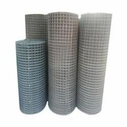 Roll Welded GI Wire Mesh, for Industrial