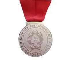 Round Shaped Sports Medal