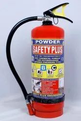 SafetyPlus Red Fire Extinguisher ABC for Industrial