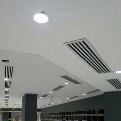 Aluminum Coated AC slotted diffuser