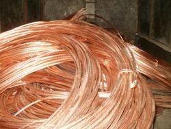Copper Milberry Scrap
