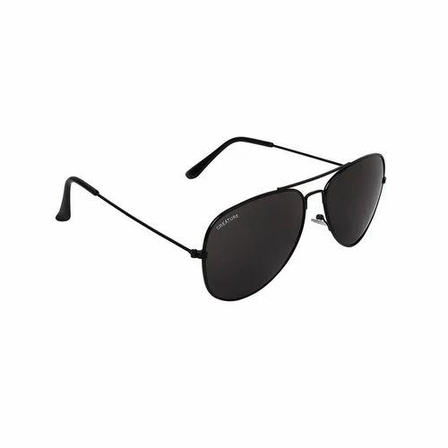 Black Black Aviator Sunglasses at Rs 34  piece  d78452c25bb
