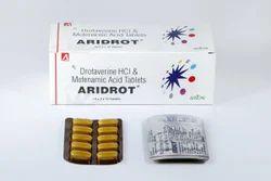 Drotaverine HCL and Mefenamic Acid Tablets