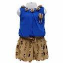 Girls Kid Top and Skirt