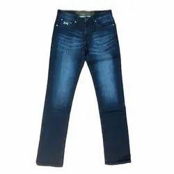 Party Wear Mens Blue Denim Jeans