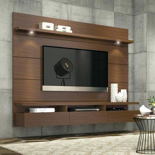 Modern Wooden Tv Unit Max Screen Size 40 49 Inch