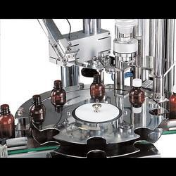 Automatic Single Head Dry Syrup Powder Filling Machine