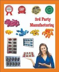 Pharmaceuticals 3rd Party Manufacturing