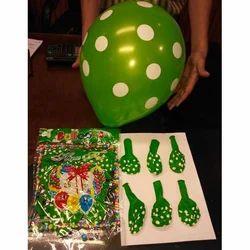 Polka Dot Ballon