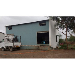 Fabrication Industrial Shed