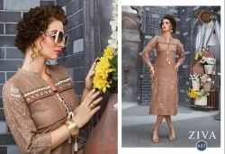 Ziva Stylish Short Kurti
